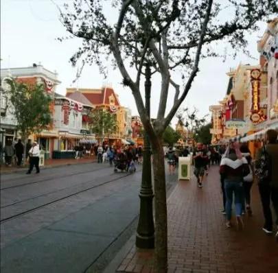 ir a Disneyland solo