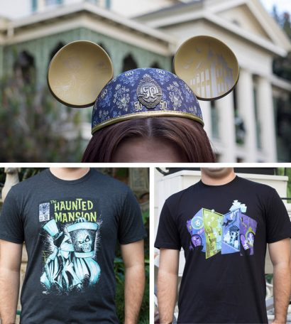 aniversario de haunted mansion disneyland