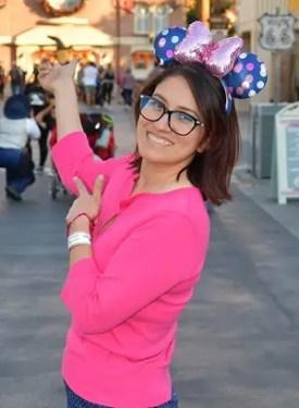 Acerca de Vamos a Disneyland