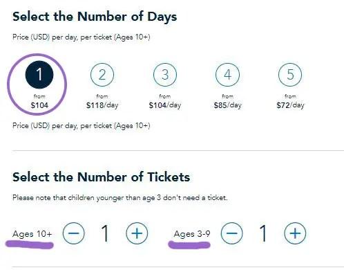 Comprar boletos para Disneyland California