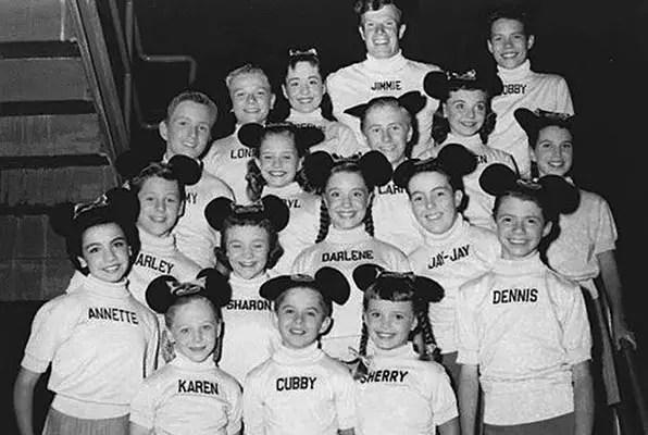 El club de Mickey Mouse original