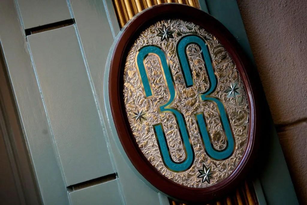 Club 33 de Disneyland