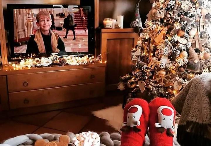Películas navideñas en Disney Plus