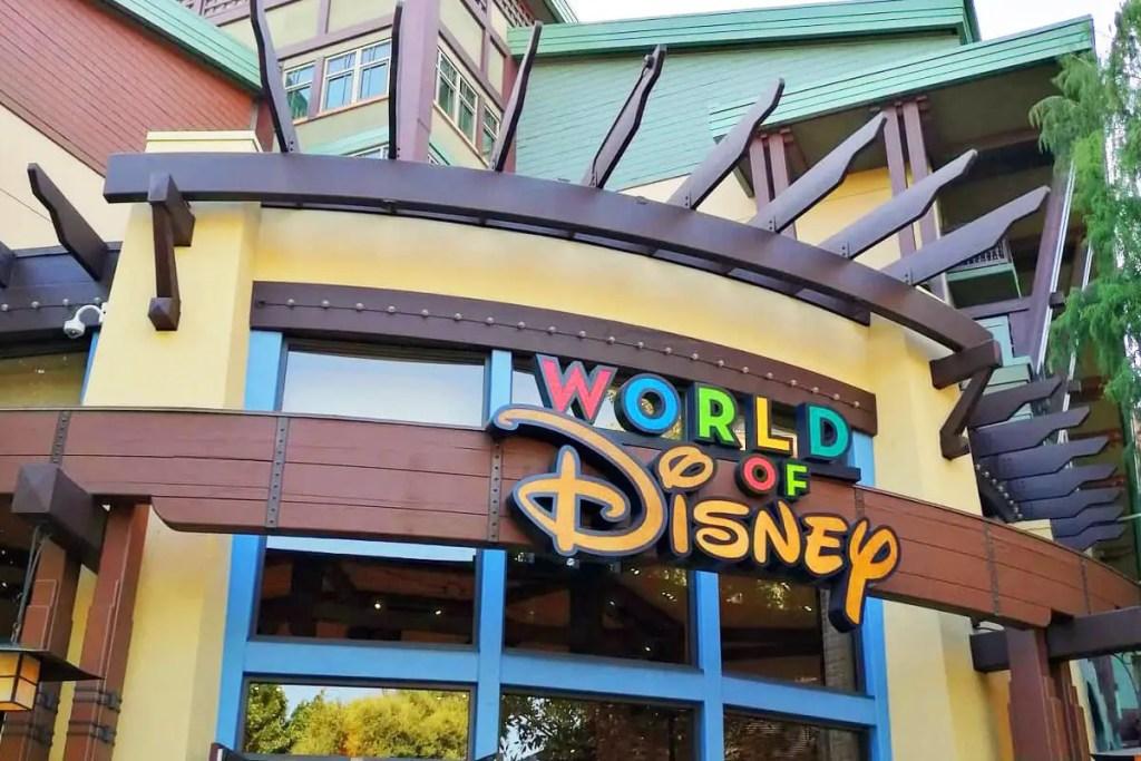 nuevo sistema de compra en Downtown Disney