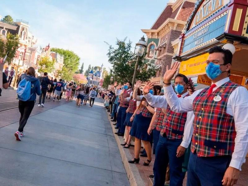 Preguntas y respuestas sobre la reapertura de Disneyland