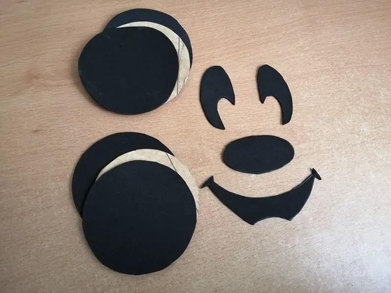 Tutorial para dulcero de Mickey Mouse - Vamos a Disneyland Blog