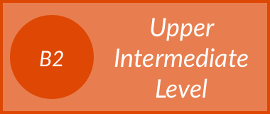 upper intermediate level