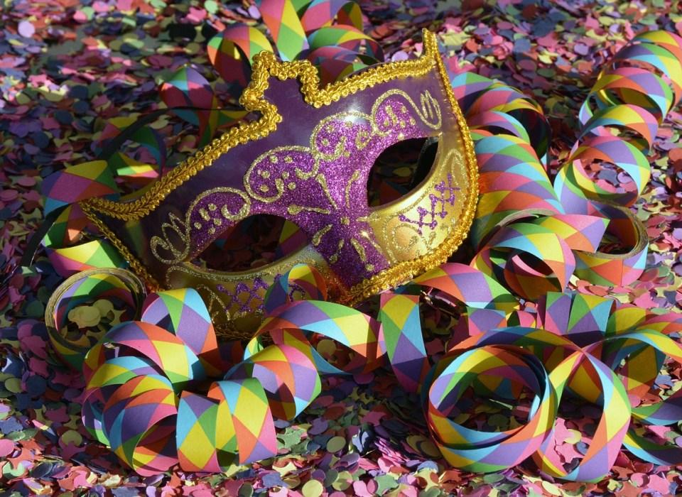 Expresiones idiomáticas en español. Carnaval, vamosaudioblog.com