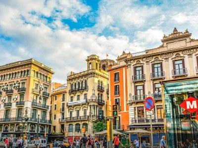 Un fin de semana en Barcelona