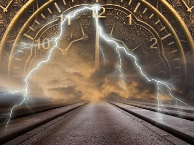 ¿Qué harías si tuvieras una máquina del tiempo?