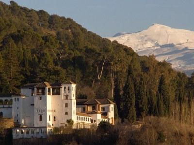 En España también nieva.