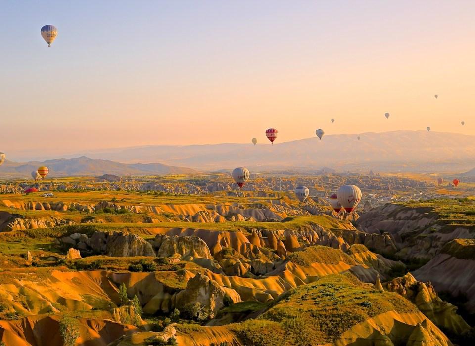 ¿Has viajado en globo alguna vez? vamosaudioblog.com