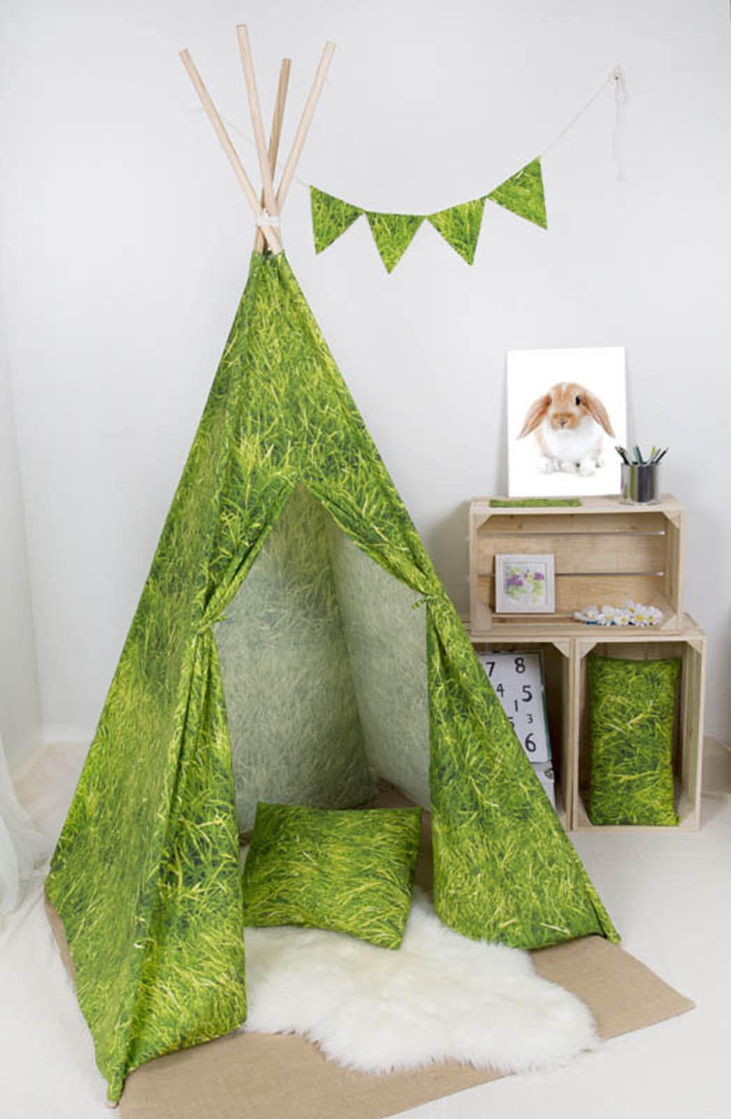Tipis Indios para Nios  Tipis y casitas artesanales para decoracin infantil