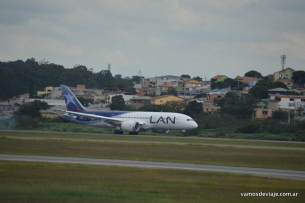 LAN Chile, ahora LATAM Airlines.