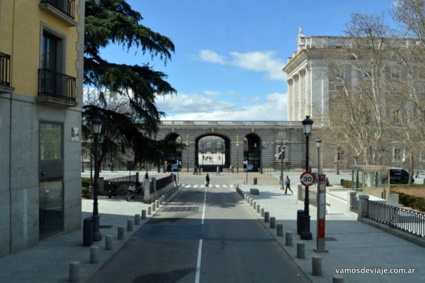 Parada del Madrid City Tour
