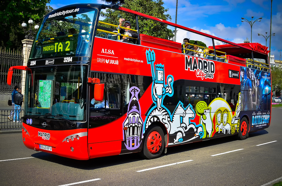 Image result for madrid city tour pases