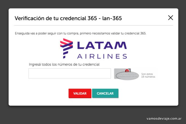 LATAM 365 Clarin