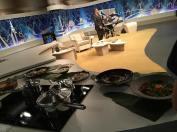 Bastidores do programa Todo Seu, TV Gazeta