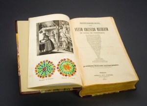 Um livro de receitas do século XVIII