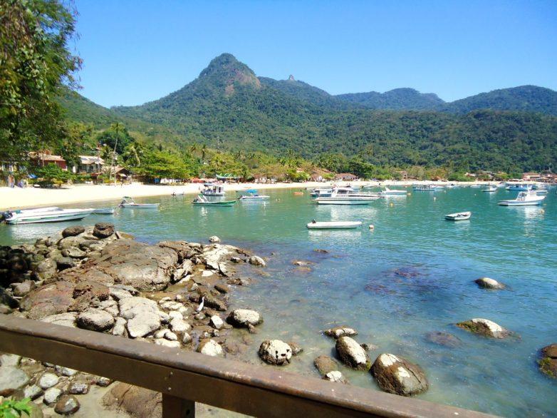Vila do Abraão - Ilha Grande