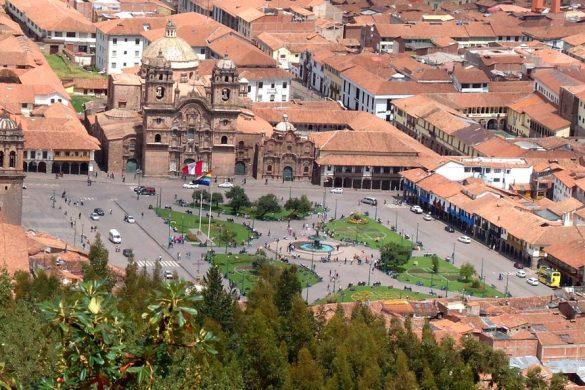 ruínas de Cusco