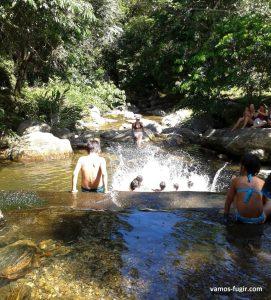 Cachoeira em Pindamonhangaba