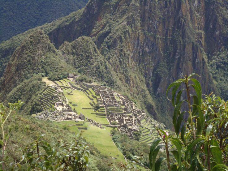 Montanha Machu Picchu