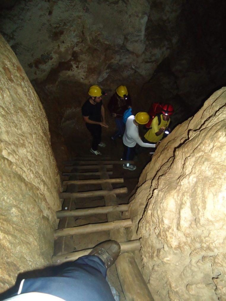 Cavernas do PETAR