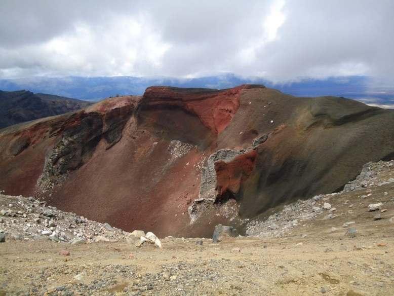 Trekking Tongariro Nova Zelândia