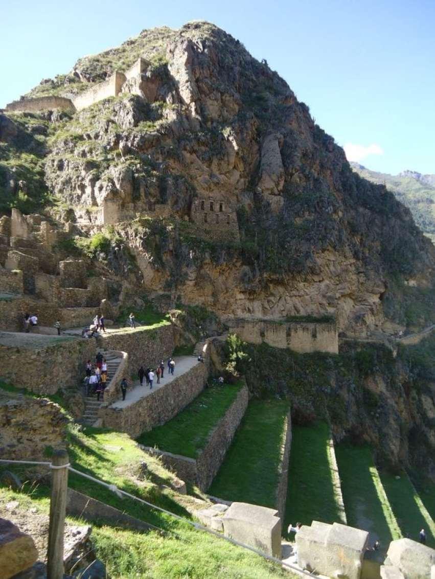 passeio ao Vale Sagrado dos Incas