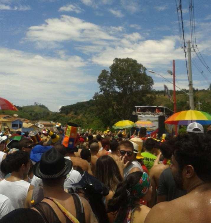 Programação oficial do Carnaval de São Luiz do Paraitinga 2016