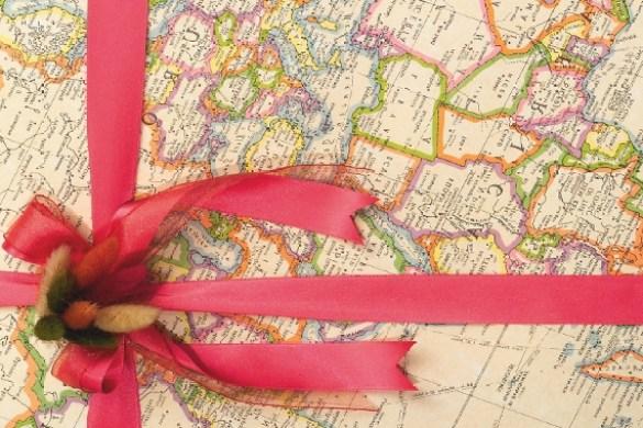 O presente de casamento perfeito pra quem gosta de viajar