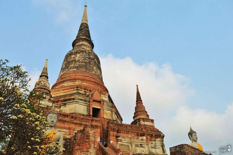 Templos de Ayutthaya