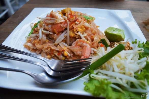 Pratos típicos da Tailândia, Camboja e Vietnã