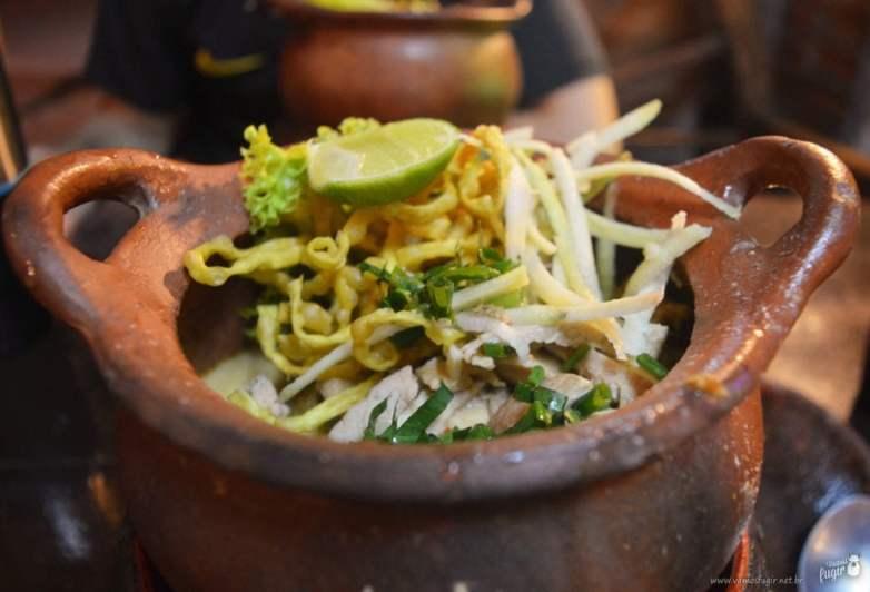 comida na Tailândia, Camboja e Vietnã
