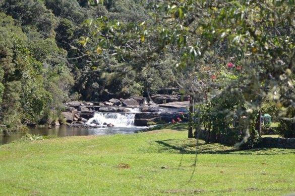 trilhas e cachoeiras em Cunha