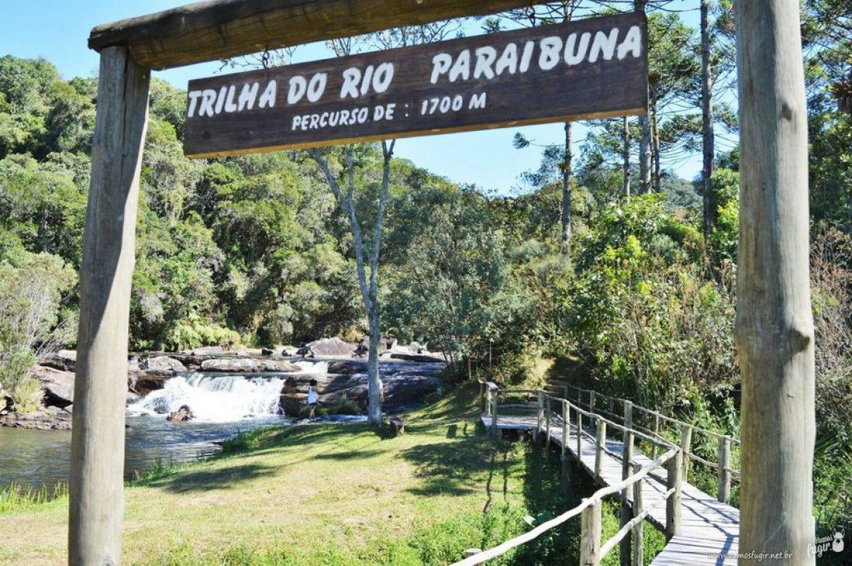 Trilha do rio paraibuna