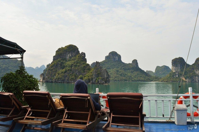 cruzeiro halong bay