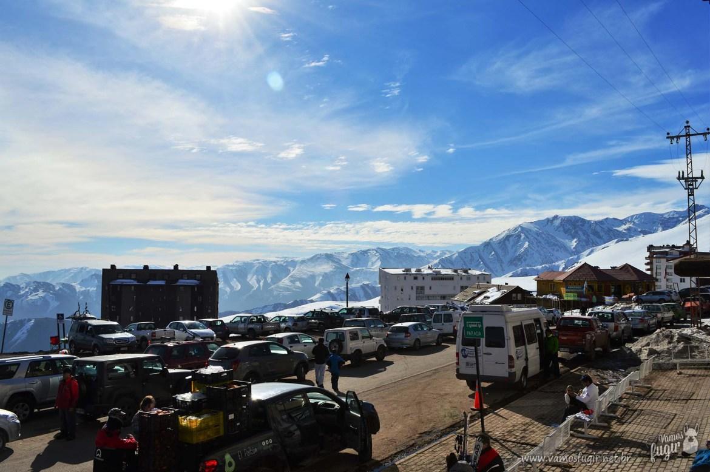 estações de esqui de Santiago