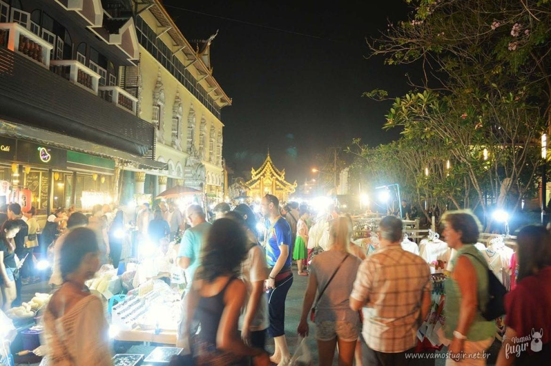 o que fazer em Chiang Mai