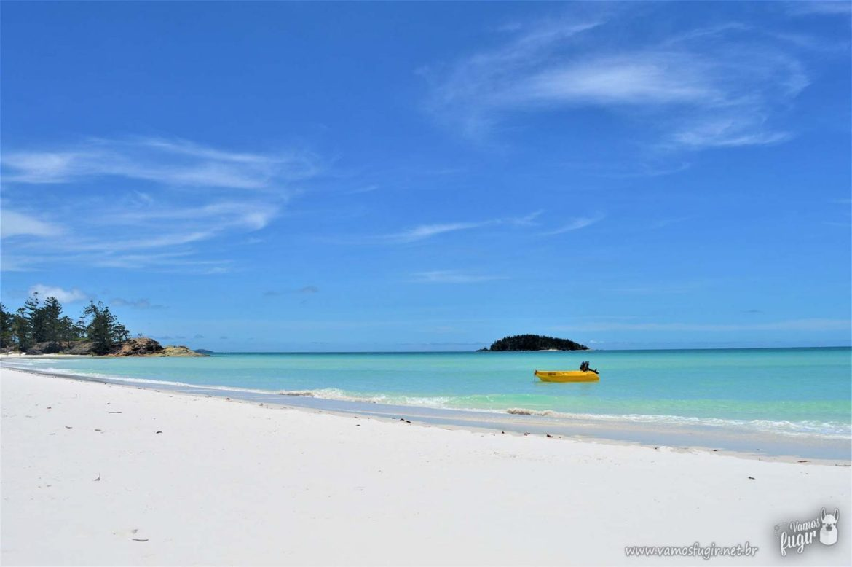 que beach
