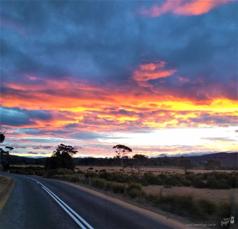 Quanto custa uma road Trip pela Tasmania