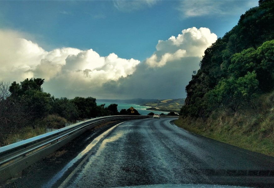viagem pela Great Ocean Road