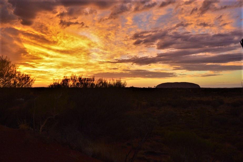 viagem pelo Deserto da Austrália