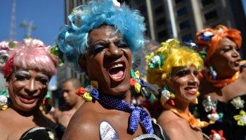 Resultado de imagem para parada gay sao paulo 2017