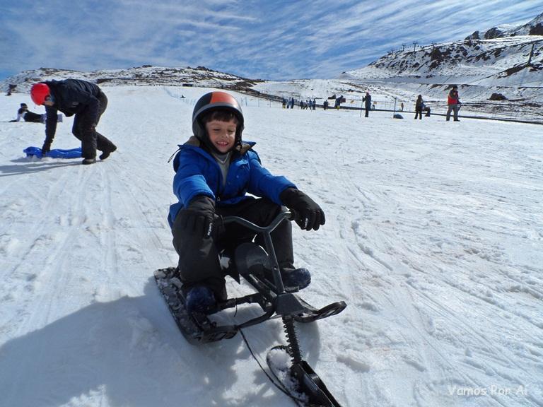 Neve em Farellones no Chile: Muita diversão pertinho de Santiago