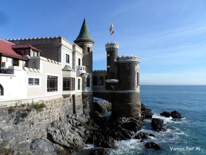 Castelo Wulff, Viña del Mar