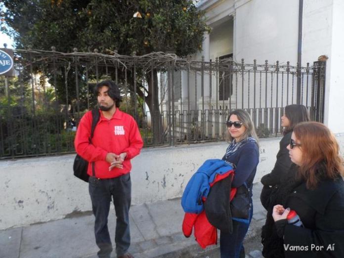 Tour Gratuito em Valparaíso e Santiago