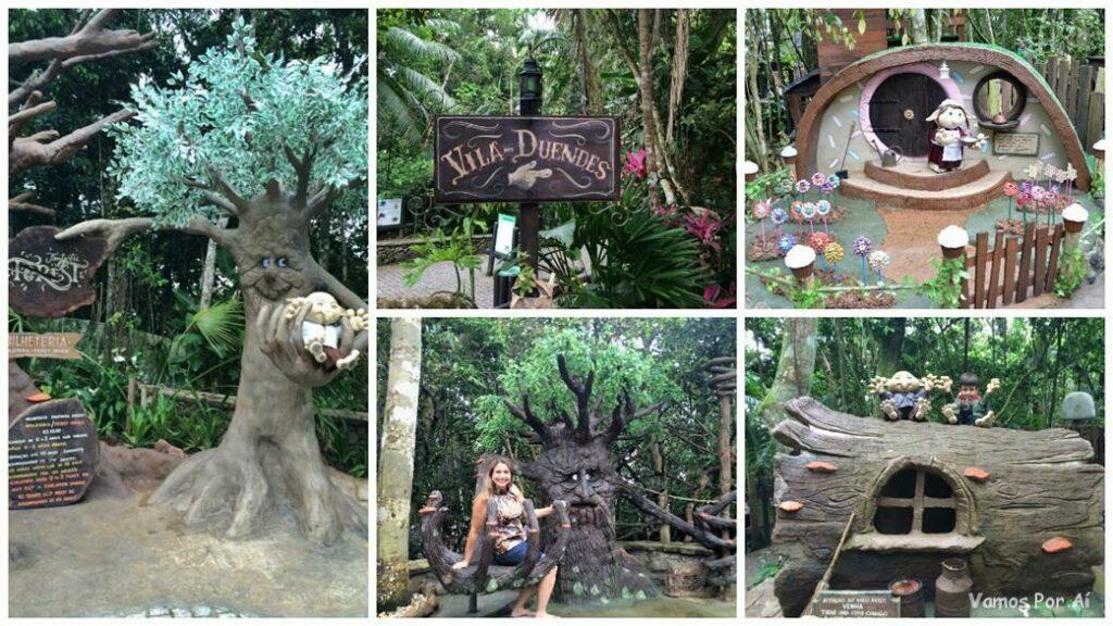 Fantastic Forest, Parque Unipraias