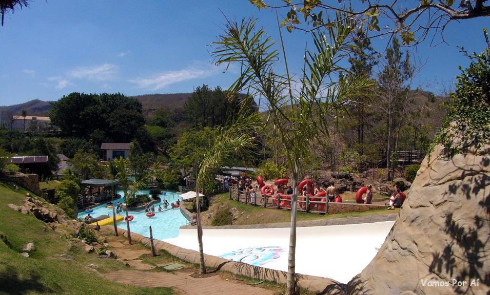 Giant Slide, Hot Park